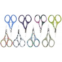 Nirvana Colorful Handle Scissor (Assorted Colors)
