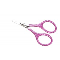 Nirvana Knitted Fabric Design Scissor - Pink