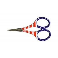 Nirvana US Flag Scissors