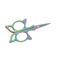 HiyaHiya Rainbow Scissors - Butterfly