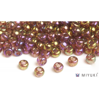Miyuki 6/0 Glass Beads 301 - Rose Gold Luster approx. 30 grams