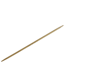 "5""  4 US/3.5mm HiyaHiya Bamboo Double Pointed Needles"