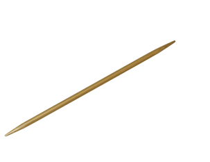 "6"" 10.85 US/7.5mm HiyaHiya Bamboo Double Pointed Needles"