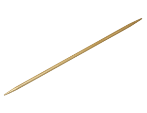 "8"" 10.85 US/7.5mm HiyaHiya Bamboo Double Pointed Needles"
