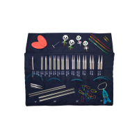 "Della Q HiyaHiya 4"" Sharp Limited Edition Interchangeable Set"