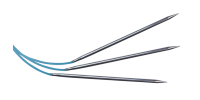 "8"" 0 US/2mm HiyaHiya Flyers"
