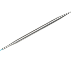 "24"" 10.75 US/7mm HiyaHiya SHARP Steel Circular Needle"