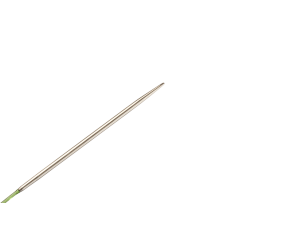 "9""  0 US/2mm HiyaHiya Steel Circular Needle"