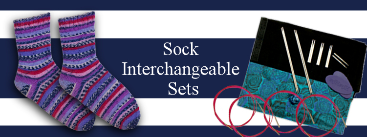 interchangeable sock